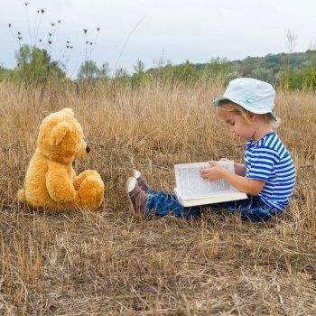 El amigo invisible de los niños