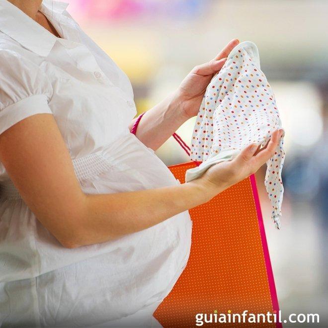 Compras para la madre antes del parto
