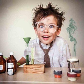Juegos y experimentos infantiles