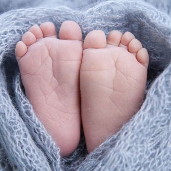La Evolución De Los Pies De Los Bebés