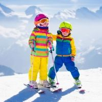 El esquí según la edad del niño