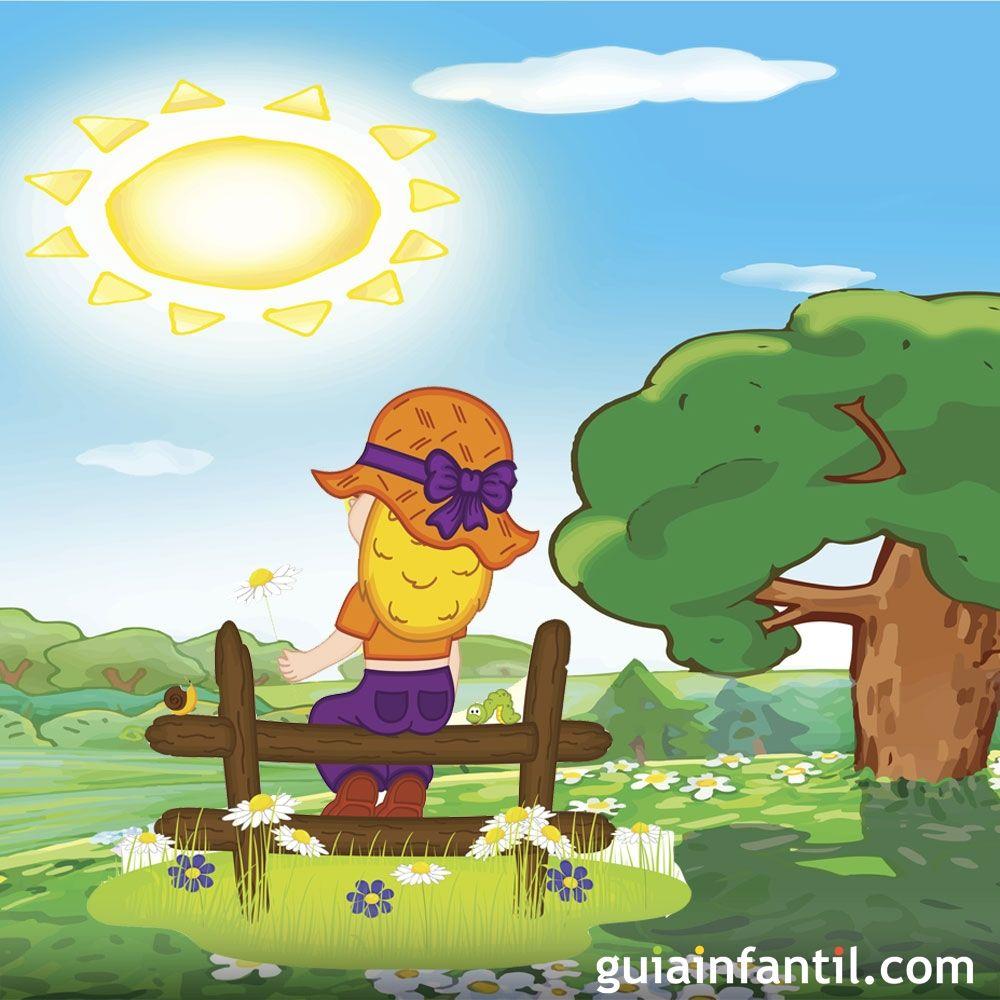 Cuento Sobre El Respeto Itzelina Y Los Rayos De Sol