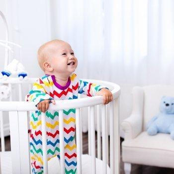 Feng Shui en habitaciones de bebés