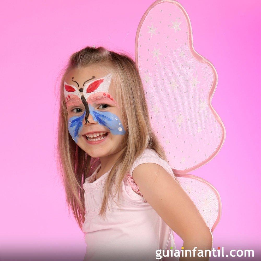 139c5ee5d Maquillajes de fantasía para los niños