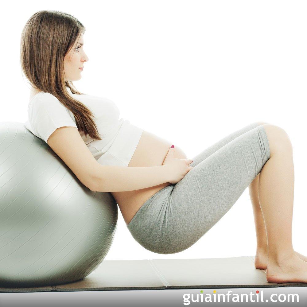 Vídeos de ejercicios para la espalda durante el embarazo 973ae8ca7ce4