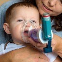 Qué es el asma infantil