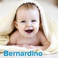 Día del Santo Bernardino, 20 de mayo. Nombres para niños