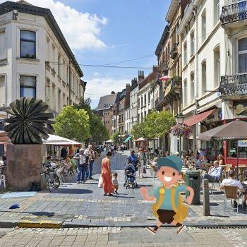 Restaurantes familiares en Bruselas