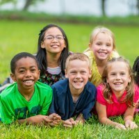 Aprender inglés en un campamento de verano para niños