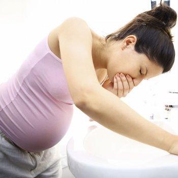 Medicamentos para evitar las náuseas en el embarazo