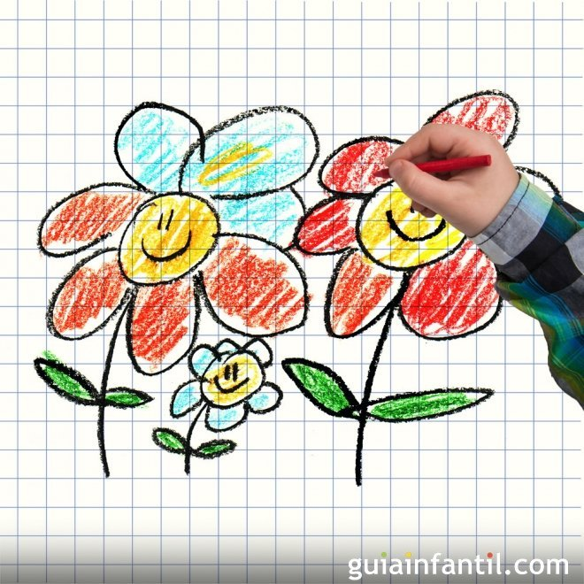 Como Dibujar Flores Aprende A Dibujar Flores Paso A Paso