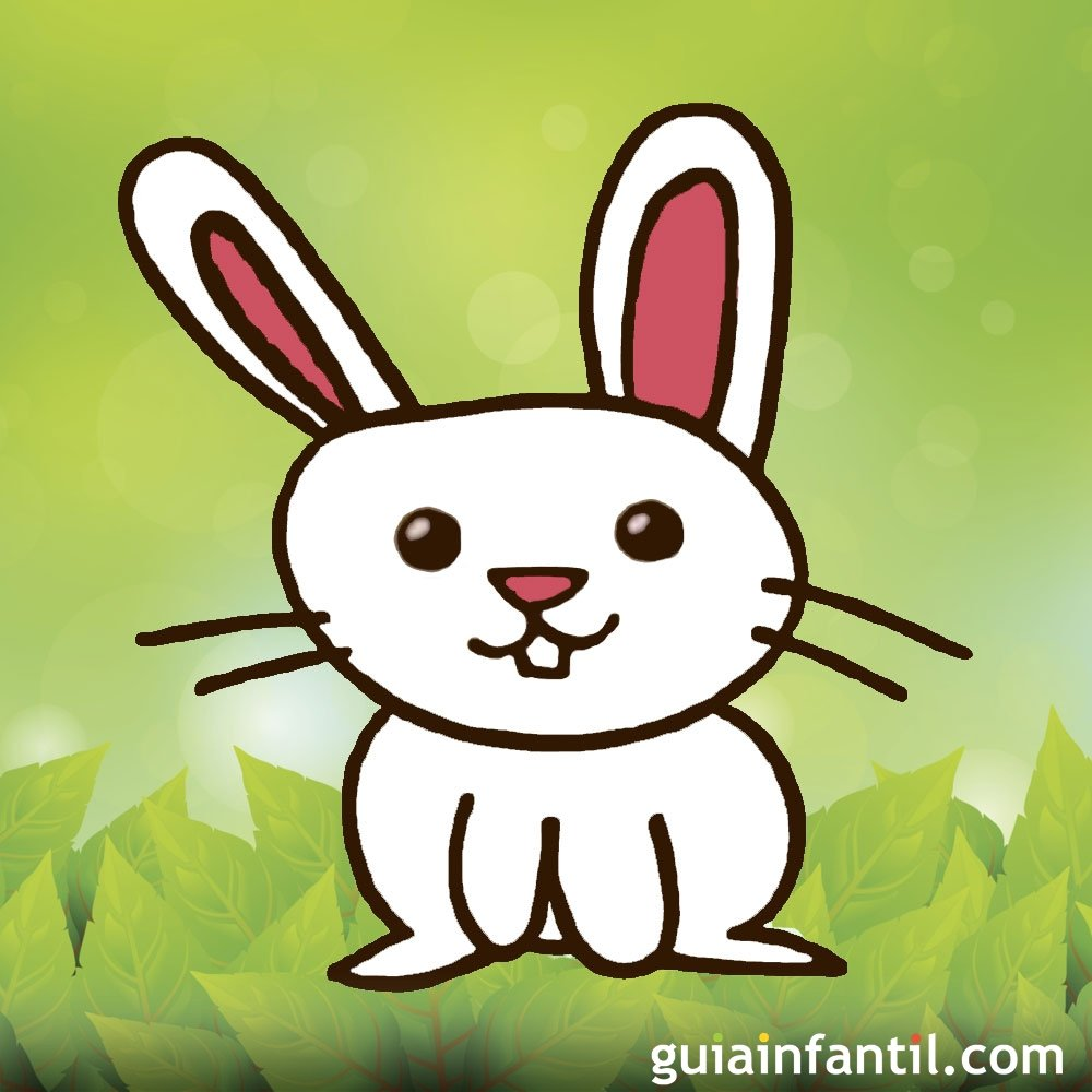 C mo hacer un dibujo de un conejo paso a paso - Como hacer un estor enrollable paso a paso ...