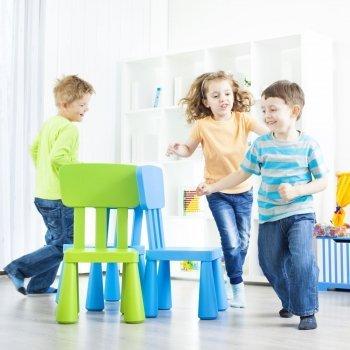 El juego de las sillas