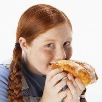 El colesterol alto en los niños