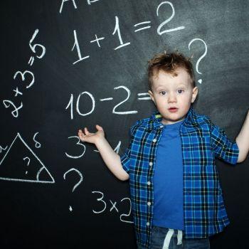 Ejercicios de matemáticas para niños de 6 años