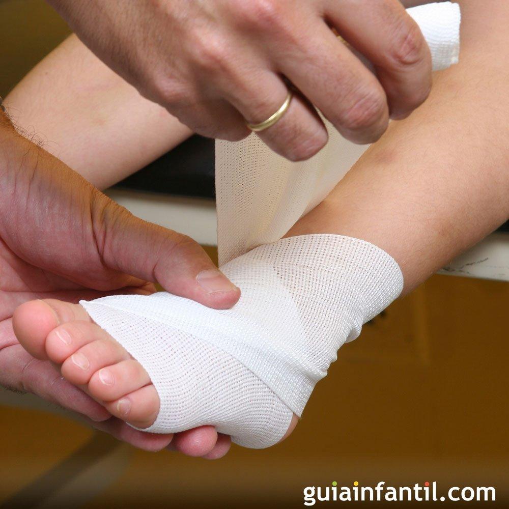 Remedios para el dolor de tobillo
