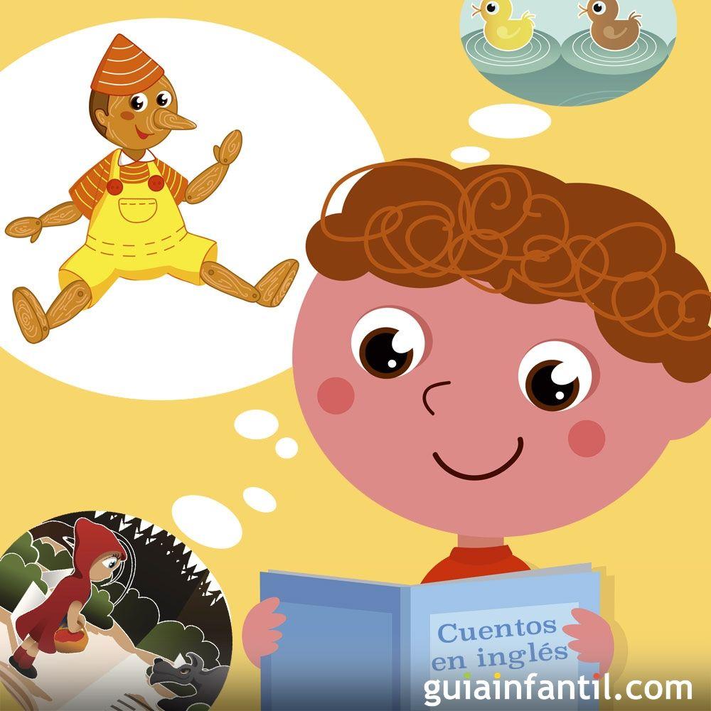 Cuentos Tradicionales En Inglés Para Niños