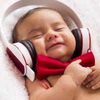 El desarrollo del oído en los bebés