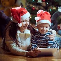 Cuentos de Navidad de Papá Noel para niños