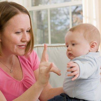 Aprender inglés y empezar desde bebé