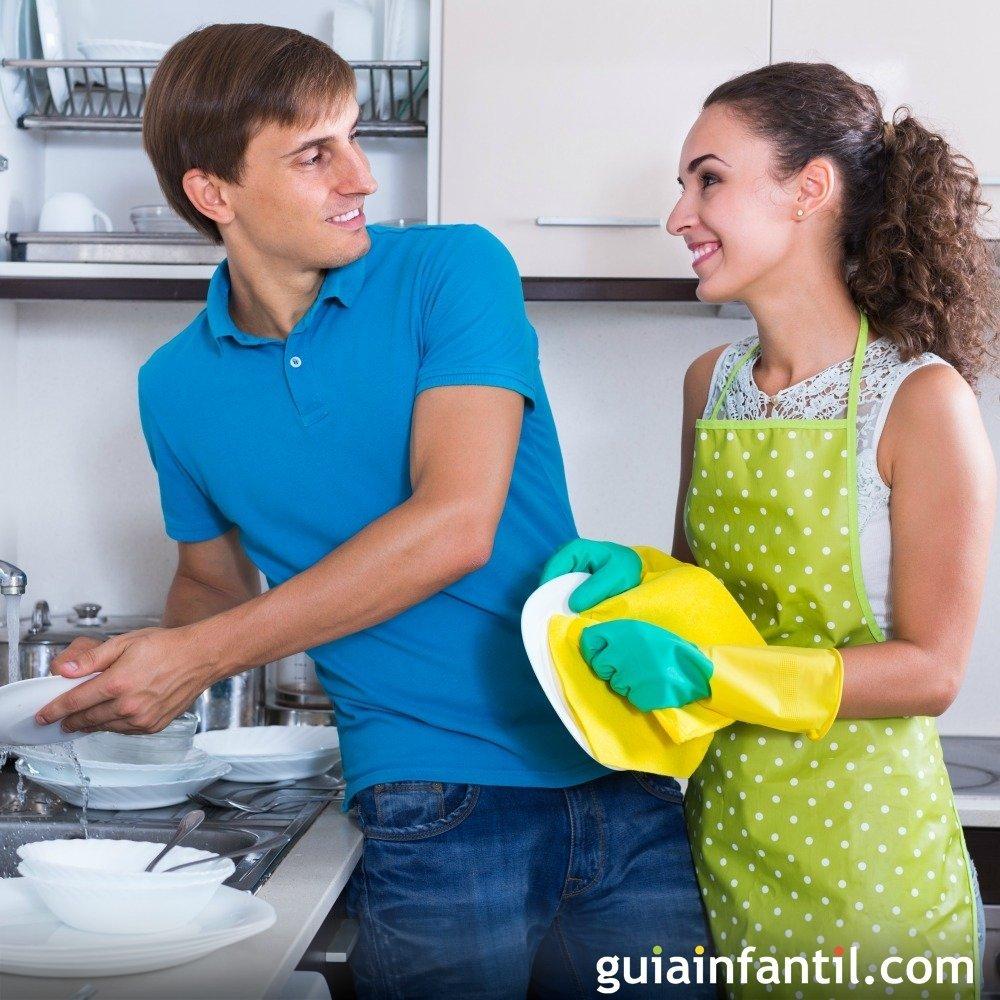 Trucos para ahorrar tiempo en la limpieza del hogar for Trucos limpieza hogar