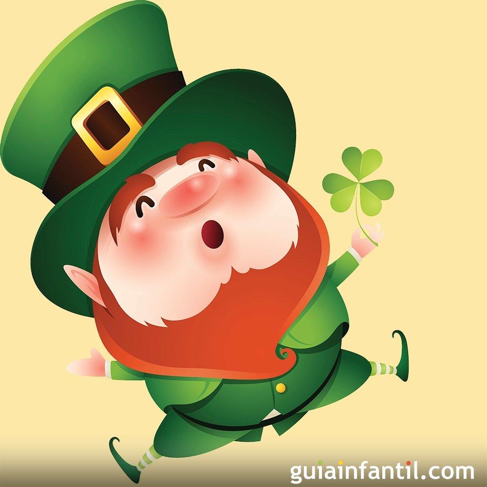 Lujo Irlanda Para Colorear Para Niños Bosquejo - Dibujos Para ...