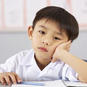 Motivar al niño que pierde el interés por aprender
