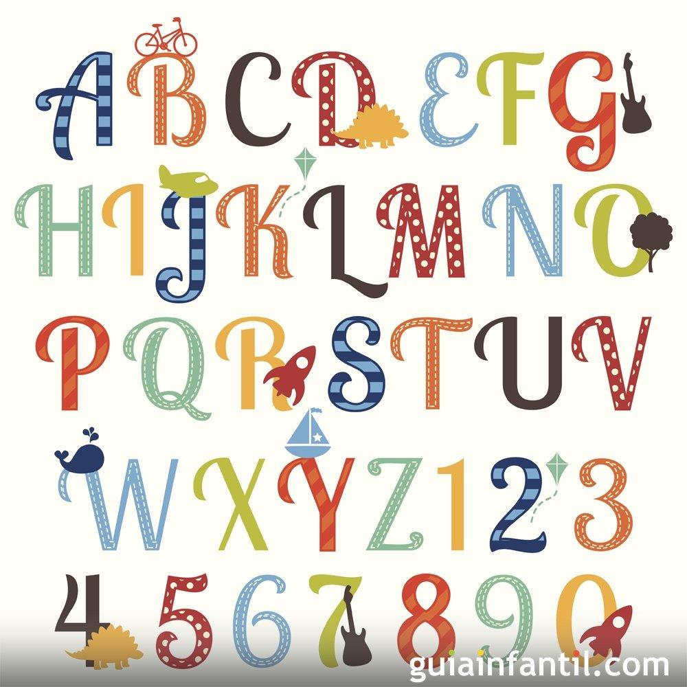 Abecedario Cuentos Cortos Infantiles Para Ensenar Las Letras