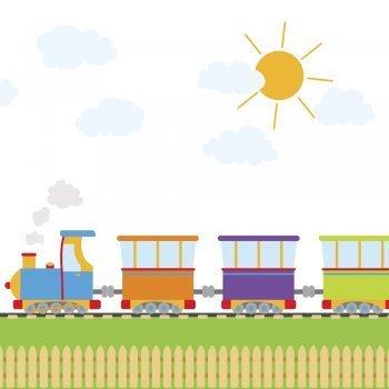 Allí viene el tren