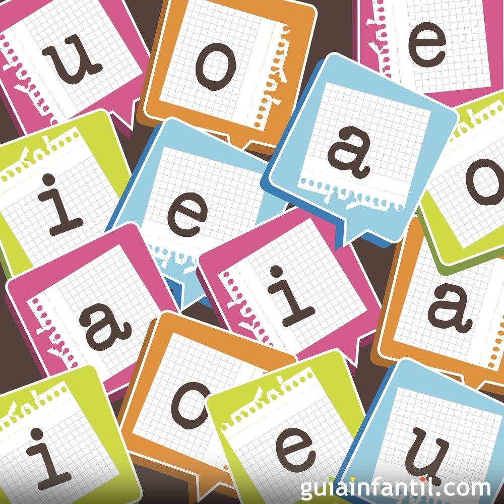 Cuento Para Aprender Las Letras La Fiesta De Las Vocales