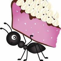La hormiguita. Poema corto para niños