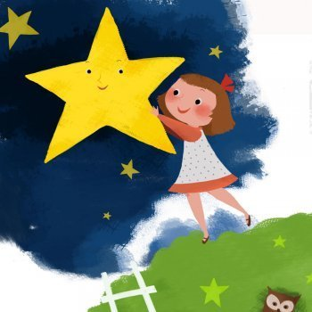 La estrella Malula. Poesía infantil con rima