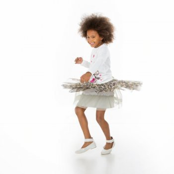 Estimular a los niños en el baile