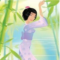 La joven y el príncipe. Cuentos populares chinos