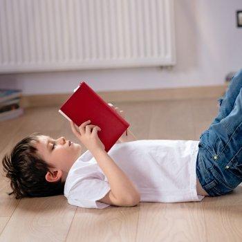 5 consejos para incentivar al niño a la lectura