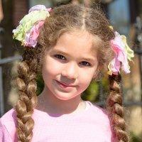 ideas de peinados con trenzas para nias - Peinados Nios