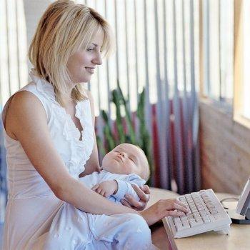 Lactancia materna. Qué ocurre cuando la madre vuelve al trabajo