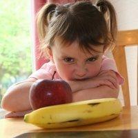 Niños caprichosos con la comida