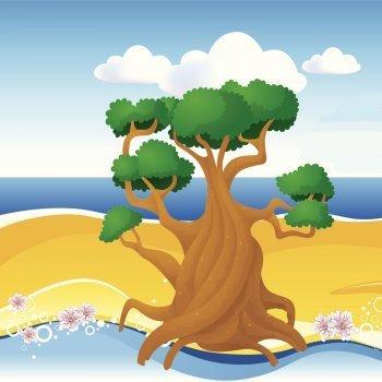 El árbol mágico de los océanos