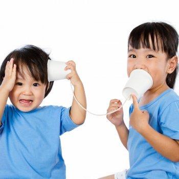 Consejos para educar a niños demasiado habladores
