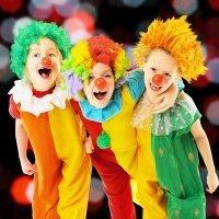 Fiesta de circo para niños