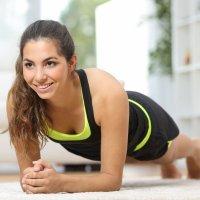 Ejercicios de gimnasia hipopresiva para el posparto