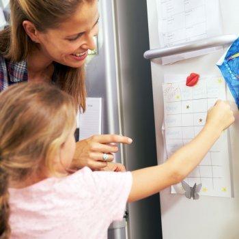 Los cuadros de incentivos en la educación de los niños