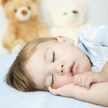 Por qué roncan los niños