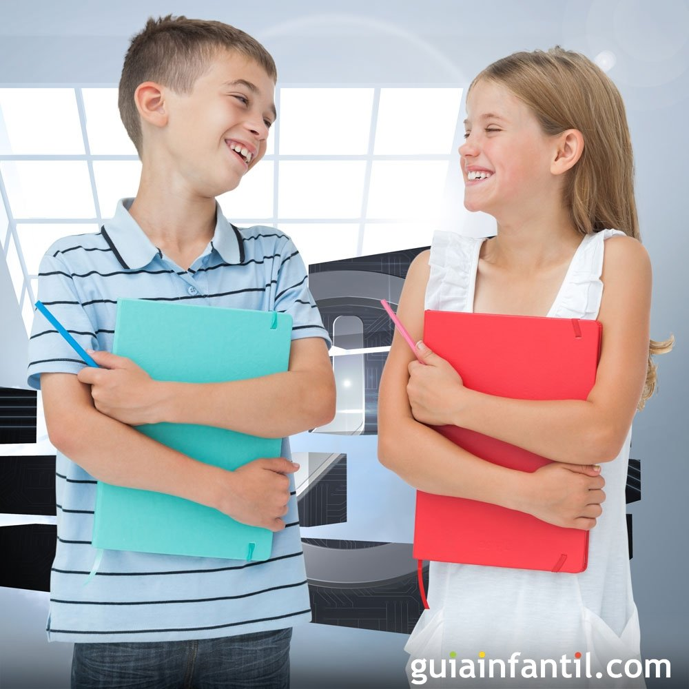 Diferencias entre niños y niñas preadolescentes
