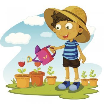 El jardinero y su amo