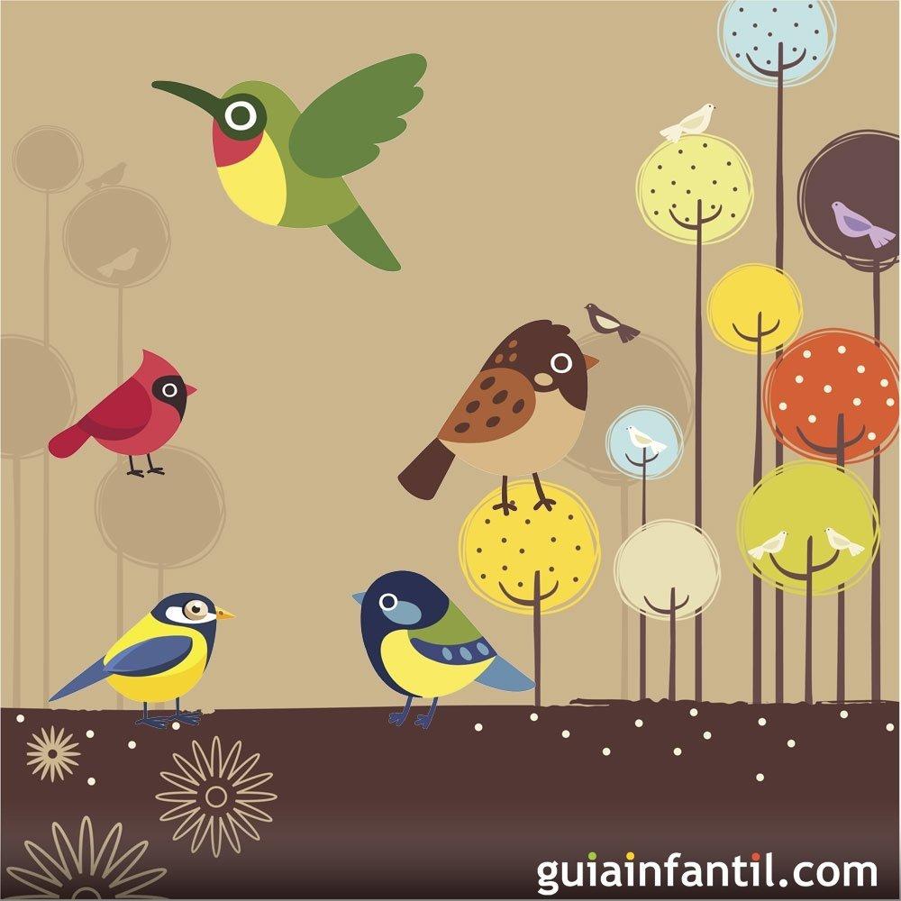 El Color De Los Pájaros Leyenda Hindú Para Los Niños