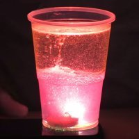 Cómo hacer una lámpara de lava. Experimento de ciencia para niños