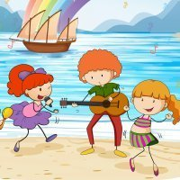 Canción verano, verano. Canciones de fin de curso