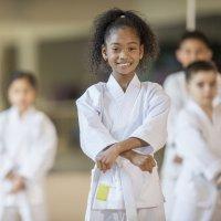 Beneficios del aikido para los niños